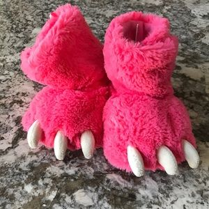 Carter's Girls Pink Slippers